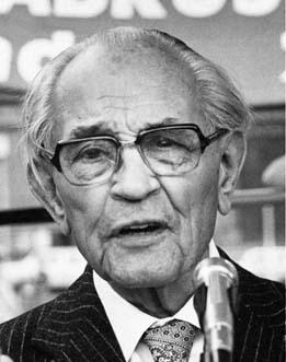 Portrait M. Niemöller