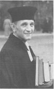 Bild: Pfarrer Martin Niemöller